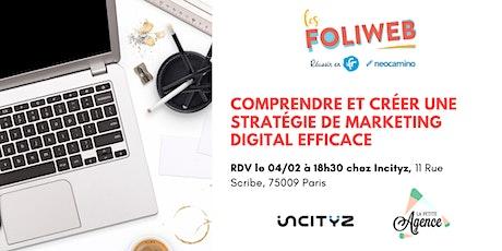 [Paris] Comprendre et créer une stratégie de marketing digital efficace billets