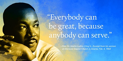Martin Luther King Jr. Unity Prayer Luncheon - January 21, 2020