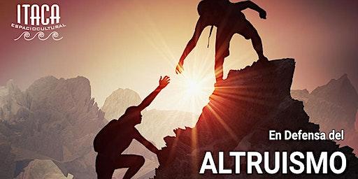 Clarla Gratuita: En Defensa del Altruísmo