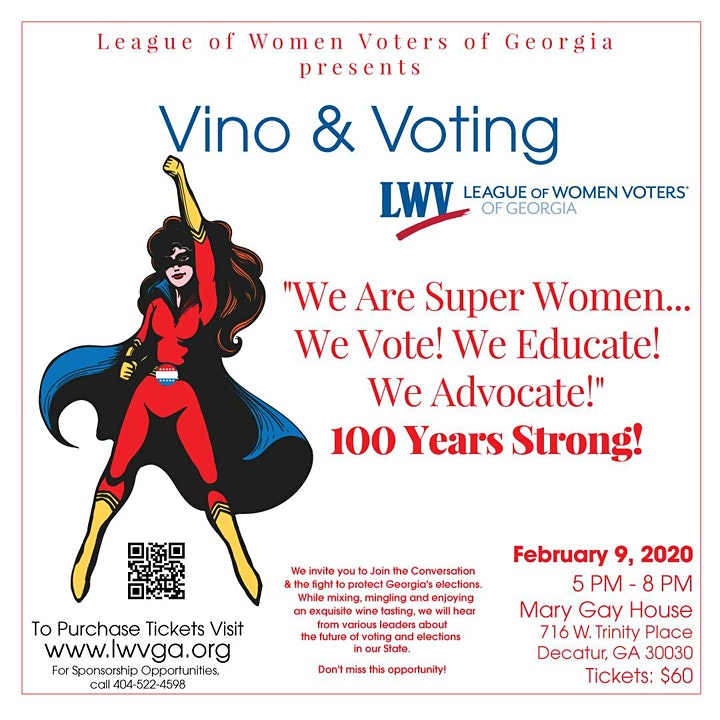 Vino & Voting image