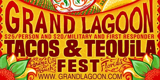 Grand Lagoon Tacos and Tequila Festival