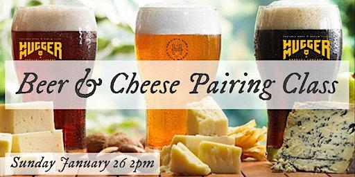 Beer & Cheese Pairing Class