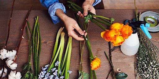 Valentines Flower Arranging Taster Session