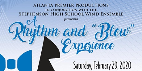 "A Rhythm and ""Blew"" Experience Concert Fundraiser tickets"