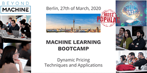 Machine Learning Bootcamp-Building Dynamic Pricing...