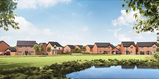 Bluebell Place - New Homes Event (Eye Green)