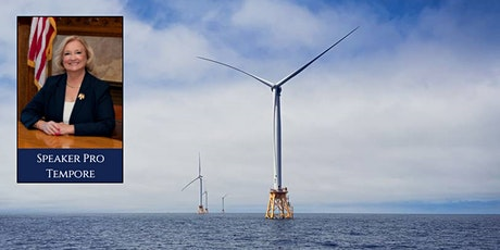 Offshore Wind Event: Speaker Pro Tempore Patricia Haddad and Expert Panel tickets