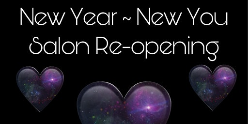 New Year ~ New Salon Services ~ New You