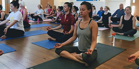 FREE YOGA CLASSES with TheYogaLifeProject -  tickets