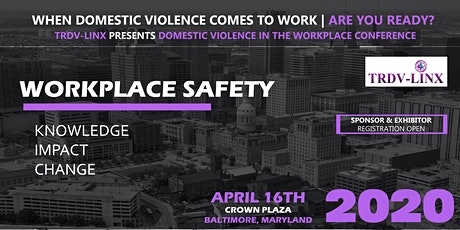 TRDV-LINX Domestic Violence In the Workplace tickets