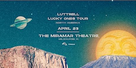 Luttrell 'Lucky Ones' Tour – The Miramar Theatre, Milwaukee tickets