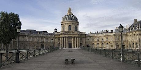 Nuit des idées sous la Coupole de l'Institut de France billets
