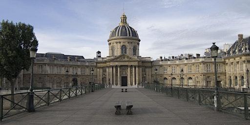 Nuit des idées sous la Coupole de l'Institut de France