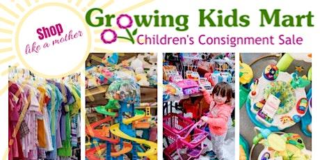 Pop-Up Kids Consignment Sale - Spring 2020 Jarrettsville tickets