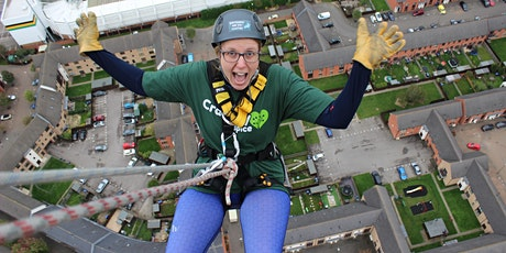 Abseil for Cransley Hospice 2020 tickets
