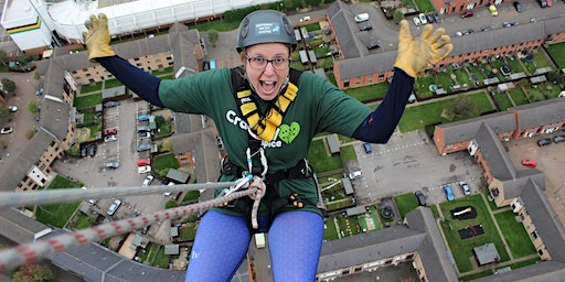 Abseil for Cransley Hospice 2020