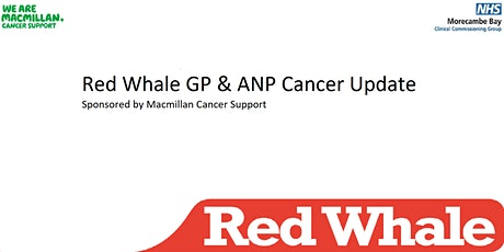 Red Whale GP Cancer Update tickets