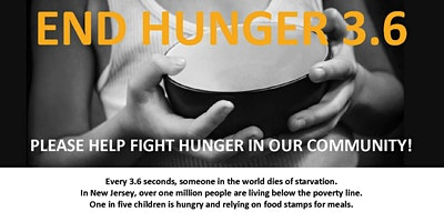 2020 End Hunger 3.6 - Registration is Closed