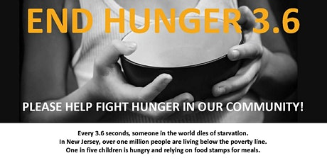 2020 End Hunger 3.6 - Food Packaging at Drew University tickets