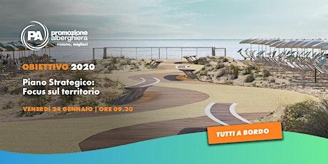 OBIETTIVO 2020 - Focus sul territorio e sulla Nuova Rimini  tickets