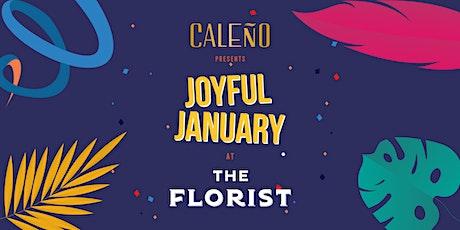 CALEÑO Joyful January Student Night tickets