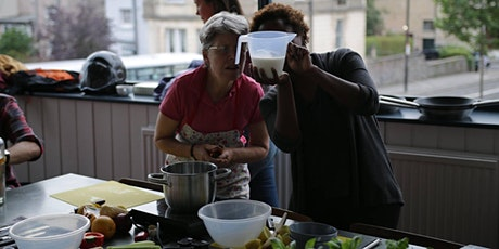 Vegan Ghanaian cookery class with Kay tickets