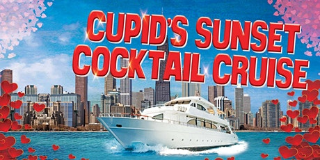 Cupid's Sunset Cocktail Cruise on February 15th tickets