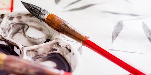 Chinese Brush Paining Workshop