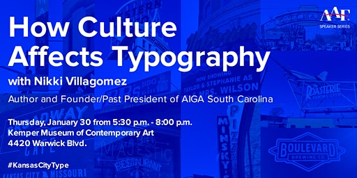 How Culture Affects Typography with Nikki Villagomez