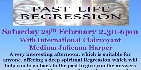 Past Life Regression tickets