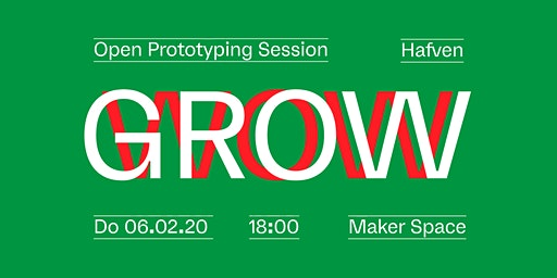 Open Prototyping Session - Innovative growing