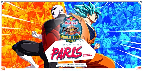 Red Bull DRAGON BALL FighterZ World Tour Finals tickets