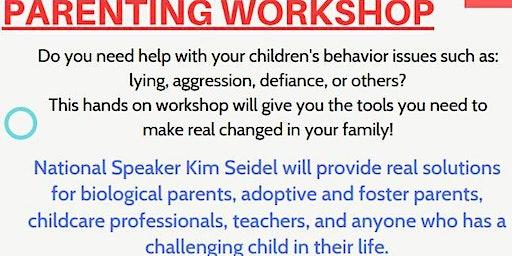 The Great Behavior Breakdown Workshop