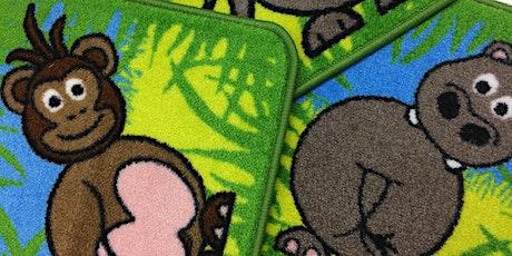 Animal Tails:Eye Spy tickets