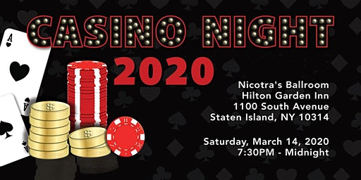 Maffeo Foundation Casino Night 2020