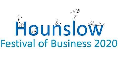 Hounslow Festival of Business Stakeholder's Breakfast tickets