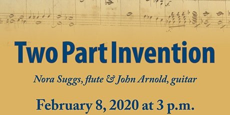 Two Part Invention tickets