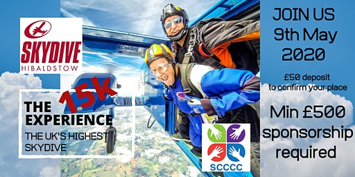 Charity Tandem Skydive