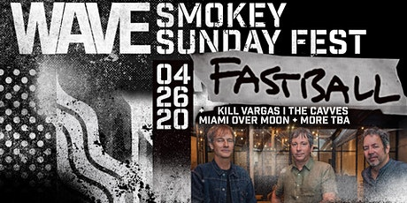Fastball @ Smokey Sunday Fest! tickets