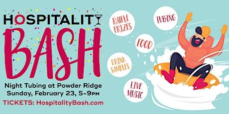 Hospitality Bash - Night Tubing at Powder Ridge tickets