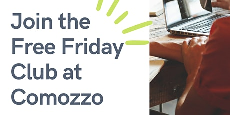 Free Friday Club at Comozzo Coworking tickets