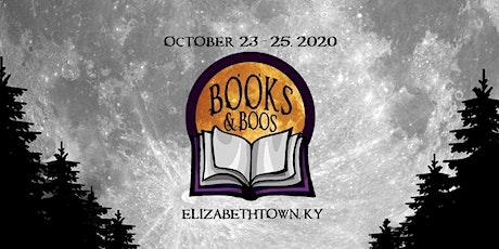 Books & Boos ~ Elizabethtown, KY ~ 2020 tickets