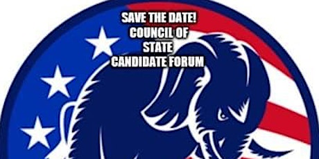 NC GOP Council of State Candidates Forum tickets