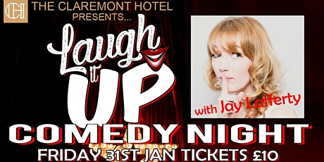 Laugh It Up Comedy Night with Jay Lafferty tickets
