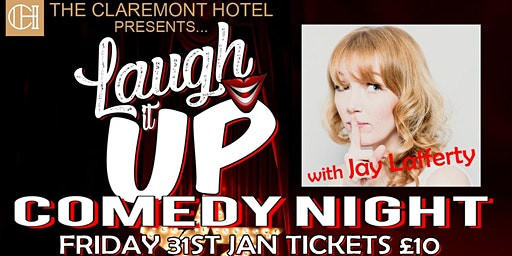 Laugh It Up Comedy Night with Jay Lafferty