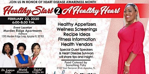 Healthy Start 2 A Healthy Heart