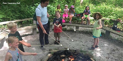 Junior Ranger Summer Camp Survival Week II