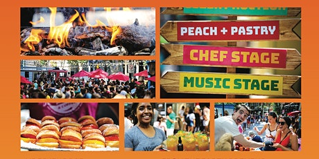PEACHFEST ATLANTA ON JULY 19 AT PEACHTREE CENTER tickets