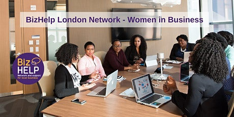 BizHelp London - Professional Women Meetup tickets