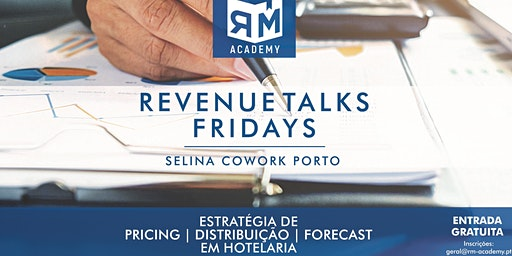 Revenue Talks Fridays